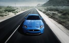 Cars desert roads jaguar xk wallpaper