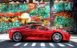 Cars ferrari 4 wallpaper