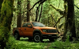 Cars ford 7 wallpaper