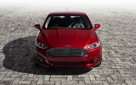 Cars ford fusion 2 wallpaper