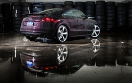 Cars purple audi vehicles wallpaper