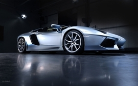 Cars roadster aventador lamborghini aventador roadster 3 wallpaper