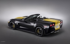 Cars sema chevrolet corvette zr1 2 wallpaper