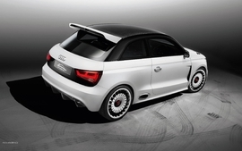 Cars vehicles audi a1 quattro 2 wallpaper