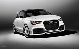 Cars vehicles audi a1 quattro wallpaper