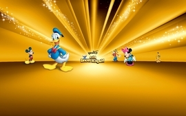 Cartoons kids walt disney donald duck disney wallpaper