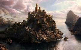 Castles patrick wallpaper