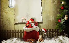 Christmas Presents Gifts wallpaper