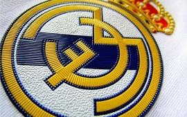 Closeup real real madrid football teams wallpaper