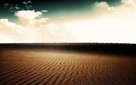 Clouds landscapes nature sand desert solutionall wallpaper
