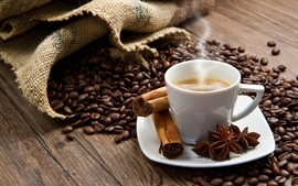 Coffee coffee beans beverages wallpaper