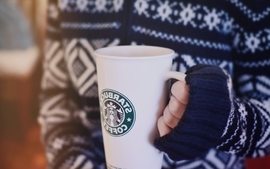 Coffee cups starbucks wallpaper