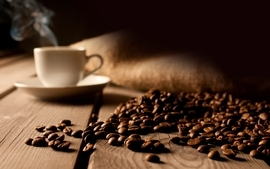 Coffee photography coffee beans wallpaper