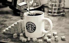 Coffee sugar danboard starbucks wallpaper