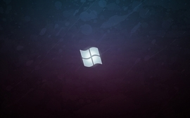 Dark windows 7 colors wallpaper