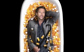 Doctor vicodin hugh laurie pills gregory house house md wallpaper