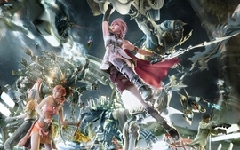 Final fantasy video games final fantasy xiii2 wallpaper