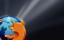 Firefox web browser wallpaper