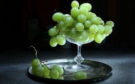 Fruits grapes 2 wallpaper