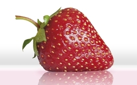 Fruits strawberries 4 wallpaper