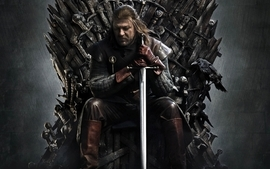 Game of thrones sean bean eddard ned stark house stark wallpaper
