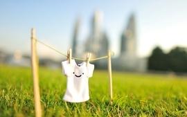 Grass summer smiles tshirts shirt depth of field wallpaper