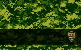 Green military design camouflage insigne wallpaper