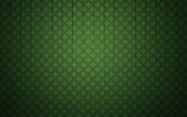 Green minimalistic patterns wallpaper