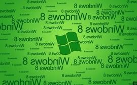 Green system windows 8 microsoft windows wallpaper