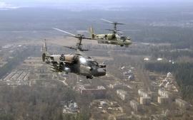 Helicopters kamov ka50 wallpaper