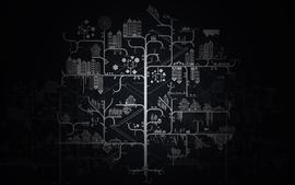 Houses 5 wallpaper