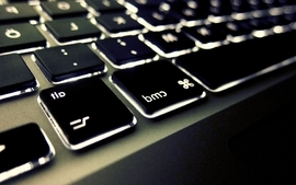 Keyboards macro macintosh apples wallpaper