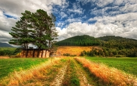 Landscapes hdr photography 16 wallpaper