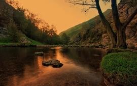 Landscapes lakes 2 wallpaper