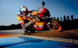Landscapes motorbikes honda cbr1000rr wallpaper