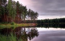 Landscapes nature lakes 3 wallpaper