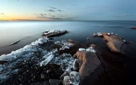 Landscapes seascapes wallpaper