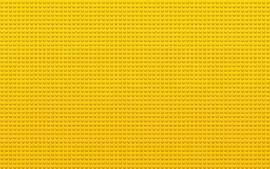 Lego yellow textures dots wallpaper