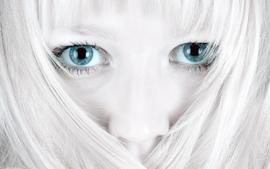 Light blondes women blue eyes white blue eyes lips wallpaper
