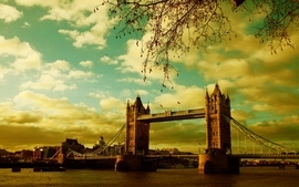 London tower bridge wallpaper