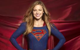 Melissa Benoist Supergirl... wallpaper