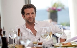 Men glasses actors bradley cooper white shirts wallpaper