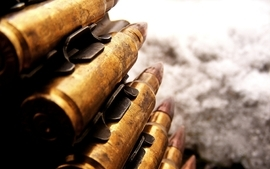 Military ammunition wallpaper