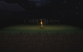 Minecraft 2 wallpaper