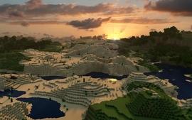 Minecraft 5 wallpaper