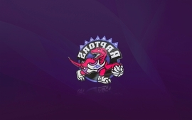Minimalistic dinosaurs sports purple nba basketball logos wallpaper