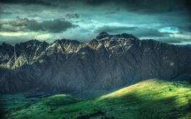 Mountains 3 wallpaper