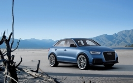 Mountains cars audi suv german cars audi rsq3 wallpaper