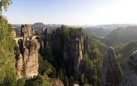 Mountains landscapes 10 wallpaper