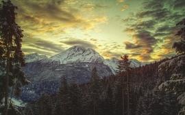 Mountains landscapes 11 wallpaper